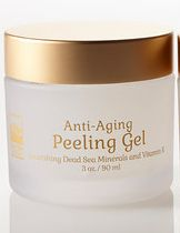 Face Peel w/ Dead Sea Minerals by Dead Sea Spa Care – 3 oz Jar