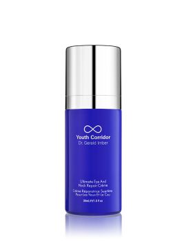 Eye & Neck Cream w/ Peptides by Youth Corridor - 1.0 oz.