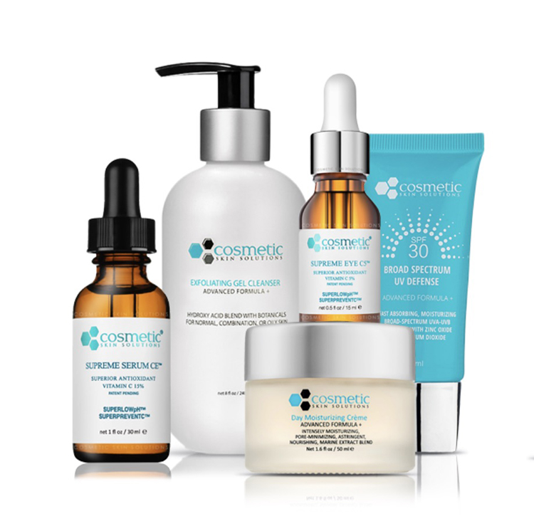 Skin Care Set - Anti-Aging Set 1 by Cosmetic Skin Solutions