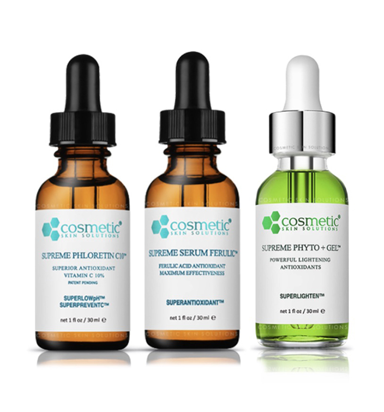 Skin Care Set - Repair & Brighten by Cosmetic Skin Solutions