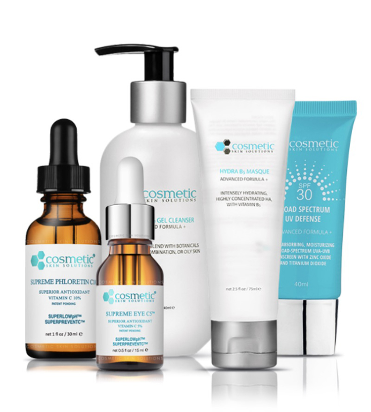 Skin Care Set – Anti-Aging Set 2 by Cosmetic Skin Solutions