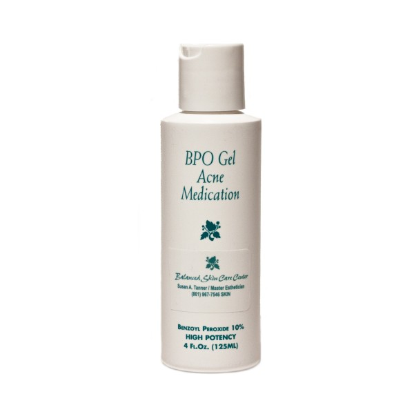 Acne Treatment w/ BPO 10% by Balanced Skin Care - 4.0 oz.