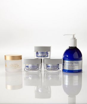Skin Care Set - Complete Anti-Aging Kit by Dead Sea Spa