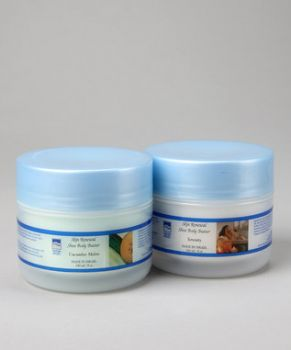 Body Butter w/ Minerals & Natural Oils by Dead Sea Spa Care – 8 oz.