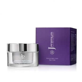 Night Cream w/ Dead Sea Minerals & Retinol by Jericho – 1.76 oz.