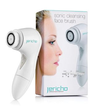 Sonic Brush - Deep Pore Facial Cleansing by Jericho