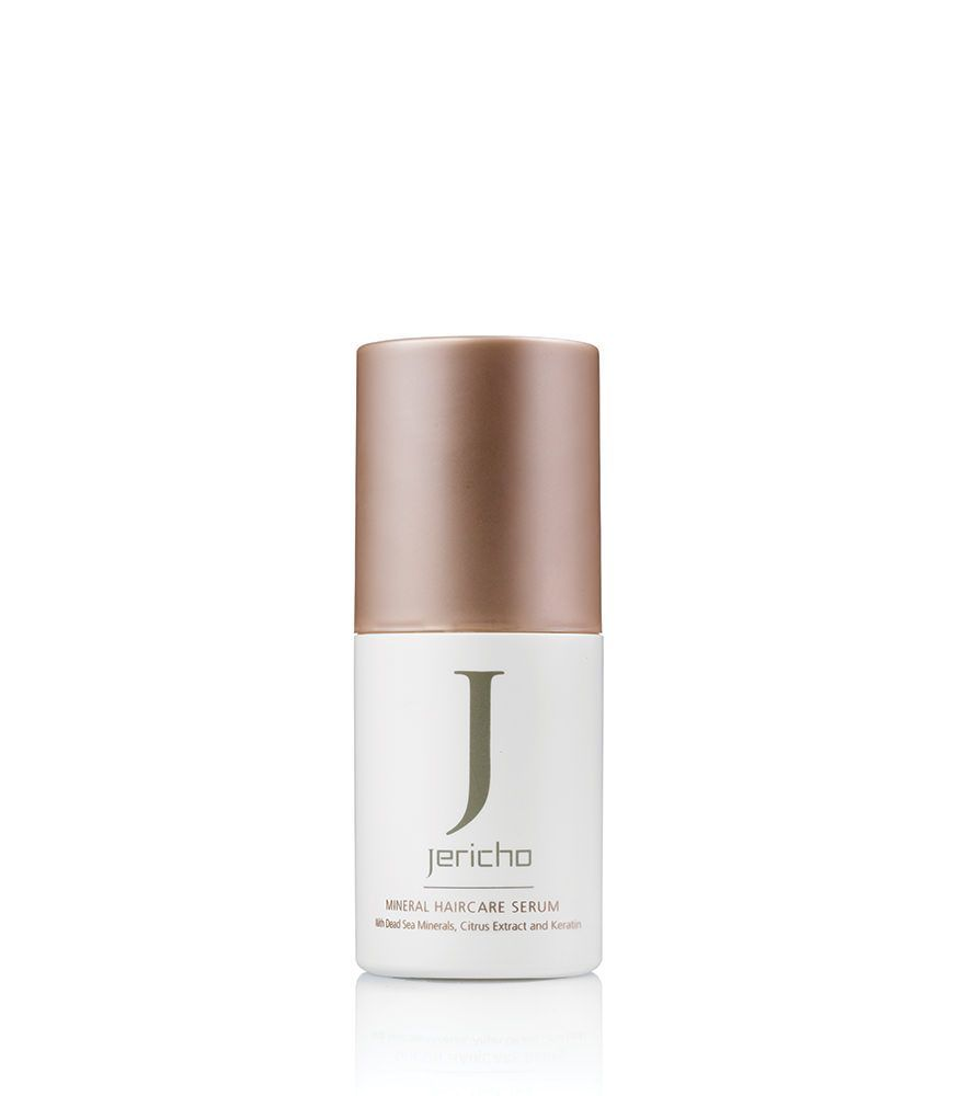 Hair Serum by Jericho w/ Mineral & Citrus Formula - 3.4 oz Pump