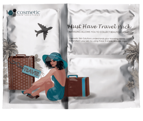 Travel Skincare - Clean & Fresh by Cosmetic Skin Solutions