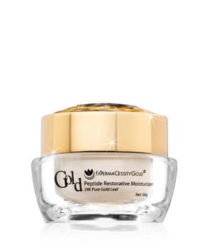 Peptide Moisturizer for Firming & Lifting by Dermacessity Gold – 1.0 oz.