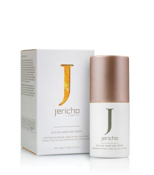 Jericho - Silicon Hair Drops, 3.4 oz