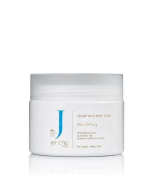 Jericho - Smoothing Body Scrub, 18 oz