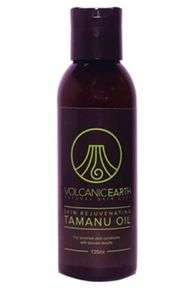 Tamanu Oil - Skin Healing, Anti-Aging - Volcanic Earth - 4.73 oz.