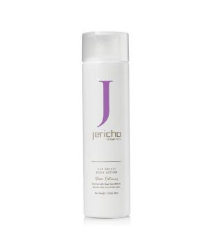 Body Lotion w/ Dead Sea Minerals & Shea Butter by Jericho – 9 oz.