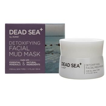 Dead Sea Mud Mask w/ Extracts and Oils by Avani - 1.7 oz.