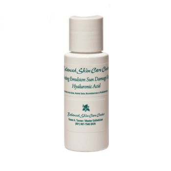Gel Moisturizer w/ Squalene by Balanced Skin Care – 2.0 oz.