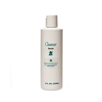 Gentle Face Cleanser w/ Aloe by Balanced Skin Care – 8.0 oz.