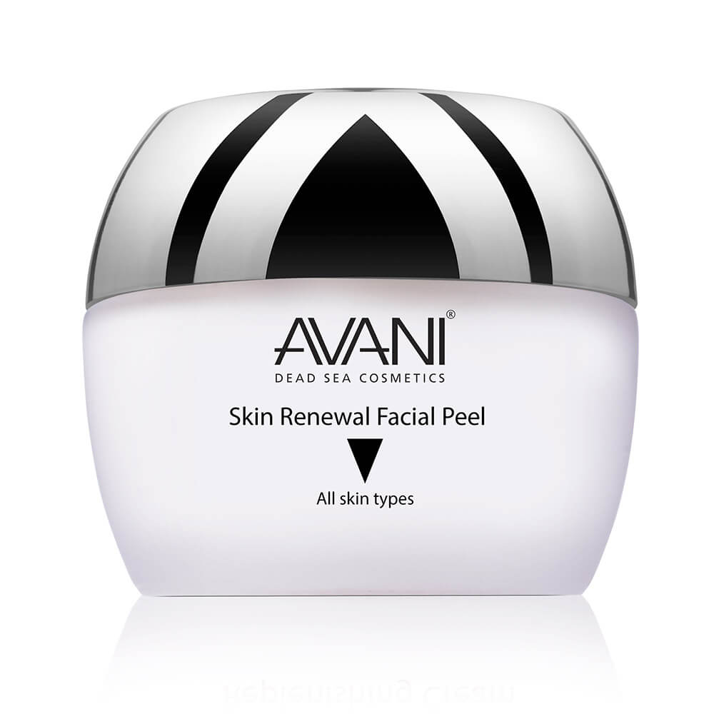 Face Peel w/ Antioxidants & Vitamins by AVANI – 1.7 oz