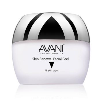 Face Peel w/ Dead Sea Minerals & Extracts by Avani – 1.7 oz.